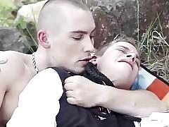 Gejowska pornografia na zewnątrz - gay teen boys porn